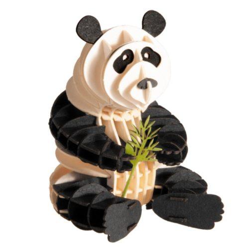 3D puzzel en bouwpakket panda