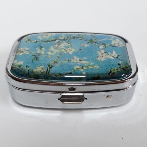 Pillendoosje Vincent van Gogh Almond Blossom (Amandelbloesem)