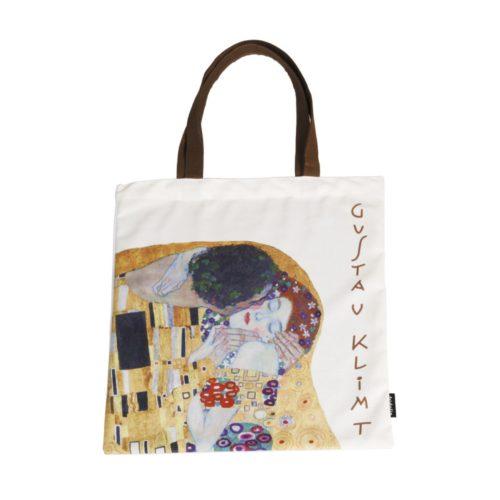 Shopping bag Gustav Klimt De Kus