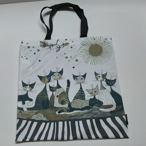 Shopping bag Rosina Wachtmeister Sepia cat