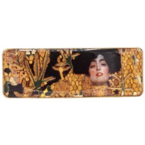 Haarknip kunstenaars Gustav Klimt Judith