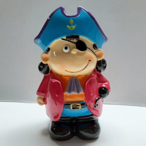 Spaarpot piraat kapitein haak