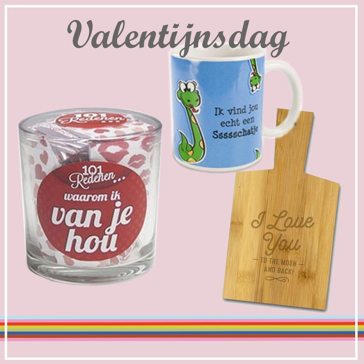 De leukste Valentijsncadeaus vind je hier
