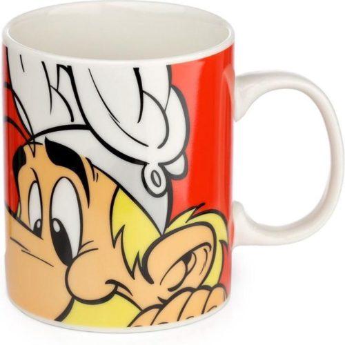 Cartoon mok Asterix in mooie geschenkverpakking