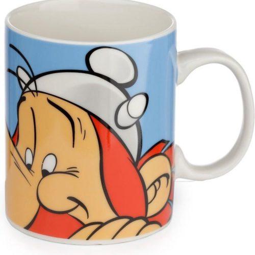 Cartoon mok Obelix in mooie geschenkverpakking
